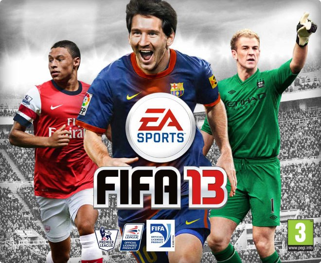Fifa 13 free download with path and crack full and fast