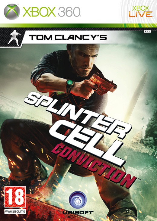 splinter cell conviction xbox