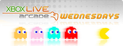 XBOX Live Arcade Wednesdays