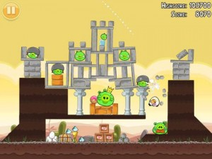 Angry Birds fly towards consoles in 2012