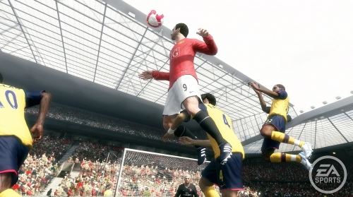 FIFA 10 in Game Screenshots #1