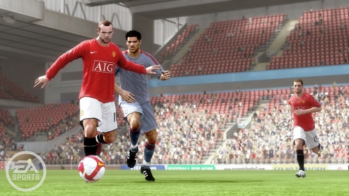 FIFA 10 in Game Screenshots #2