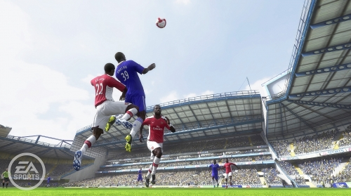 FIFA 10 in Game Screenshots #3