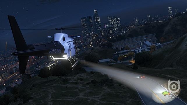 10 Gorgeous New Grand Theft Auto V Screens