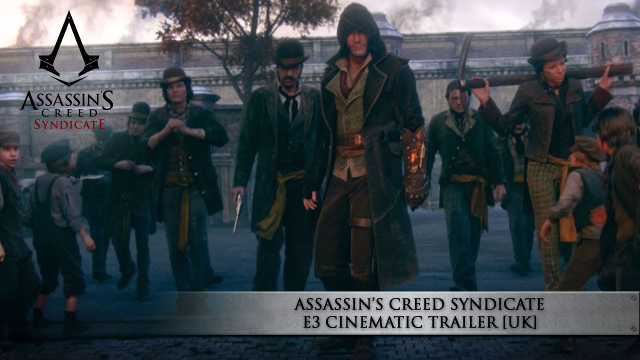 Assassin's Creed: Syndicate – Cinematic Trailer