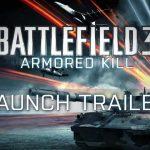 Battlefield 3 – Armored Kill Launches