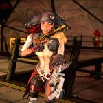 Borderlands 2 – DLC Trailer: Captain Scarlett and her Pirate's Booty