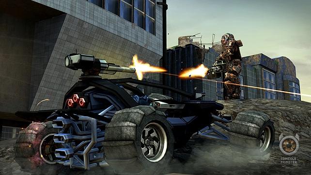 Crackdown 2 - Premium Deluge Review - Console Monster