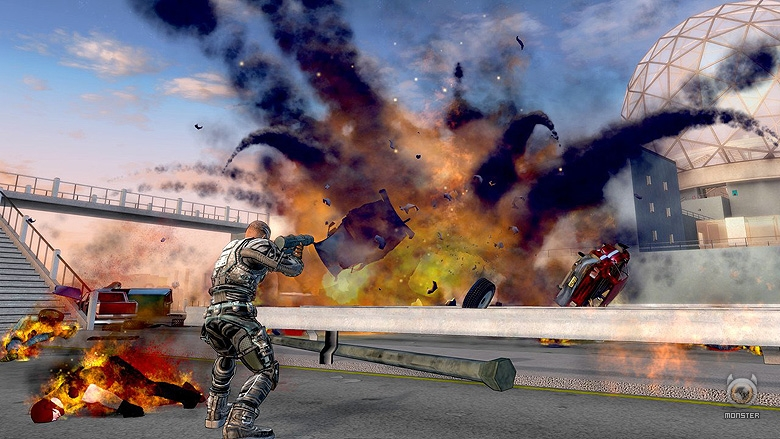 Crackdown Preview