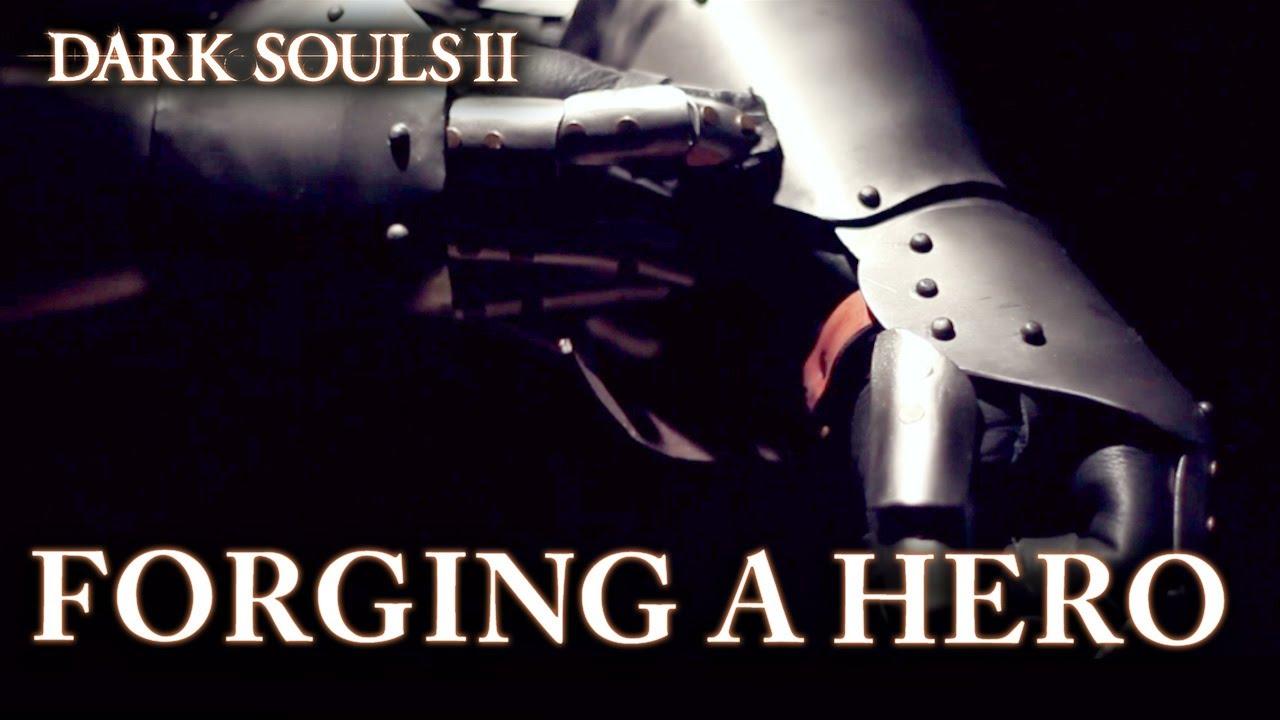 Dark Souls II – Forging a Hero Teaser