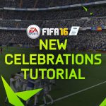 FIFA 16 – New Celebrations Tutorial