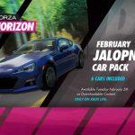 Forza Horizon – Jalopnik Car Pack Trailer