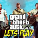 Grand Theft Auto V – Let's Play LIVE #1