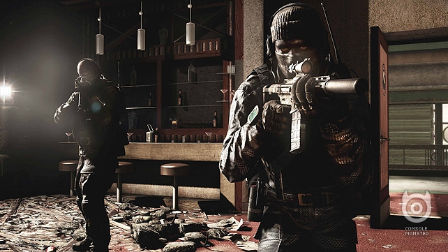 How Dynamic Are Call of Duty Ghosts Multiplayer Maps?