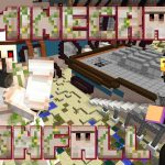 Ironfall is Titanfall in Minecraft
