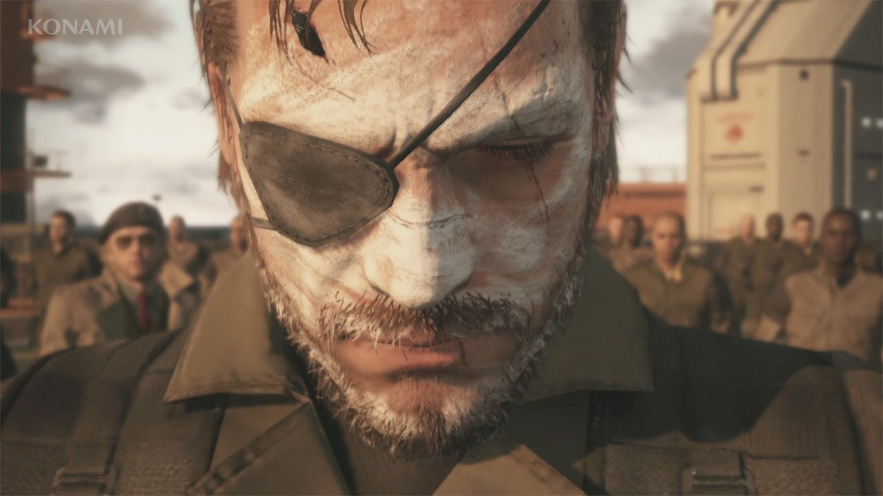 Metal Gear Solid 5 – E3 2014 Trailer