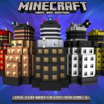 Minecraft – Doctor Who Skin Pack
