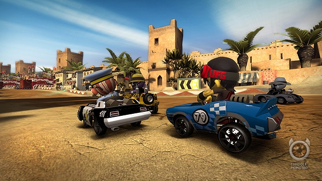 ModNation Racers Review