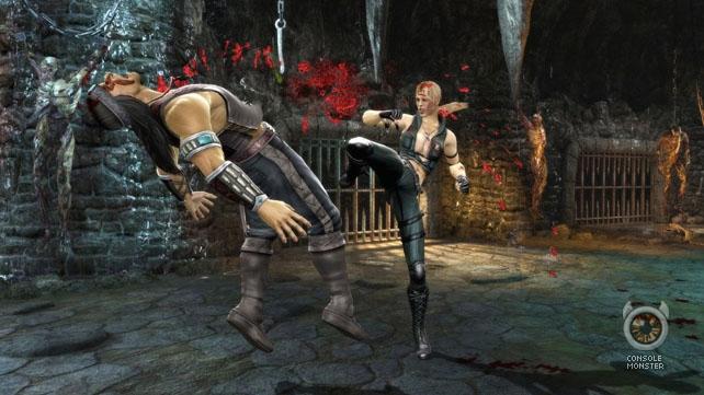 Mortal Kombat – Kratos Reveal Trailer