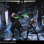 Mortal Kombat X – Developer Stream: Kitana vs. Reptile
