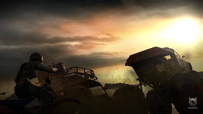 MotorStorm Pacific Rift Review