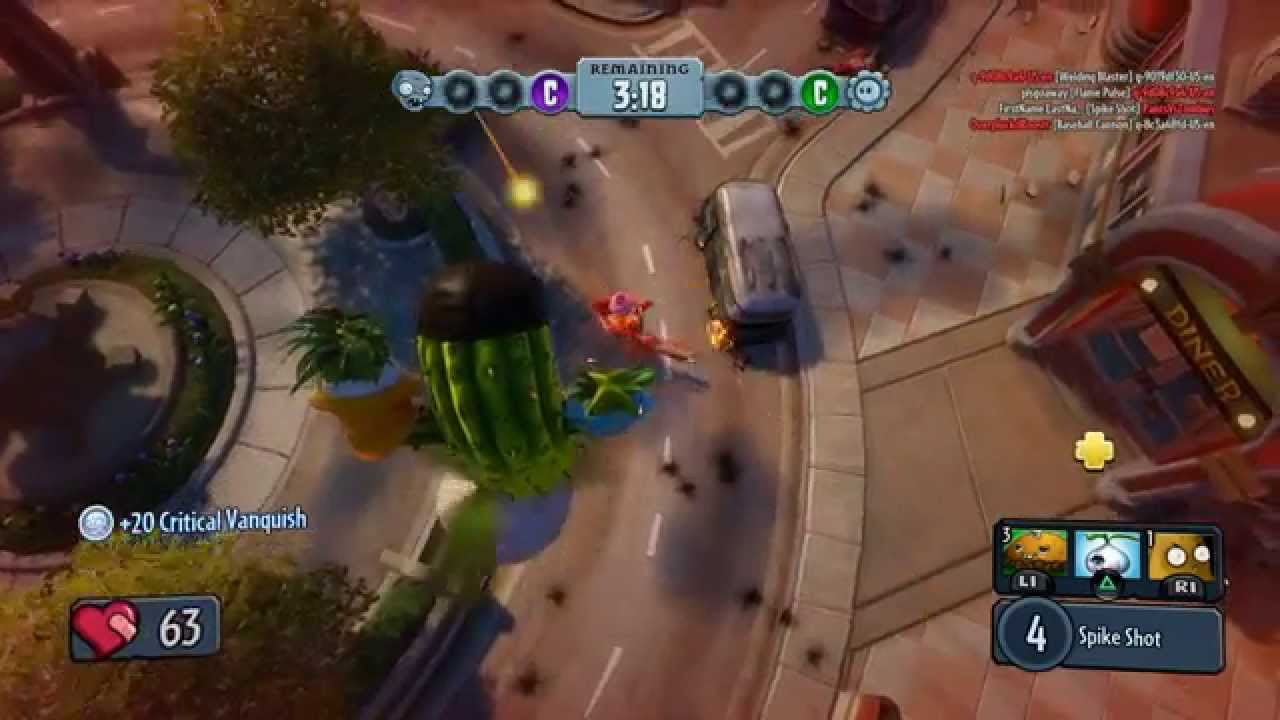 Plants vs. Zombies Garden Warfare - PlayStation Announcement & Dev Diary