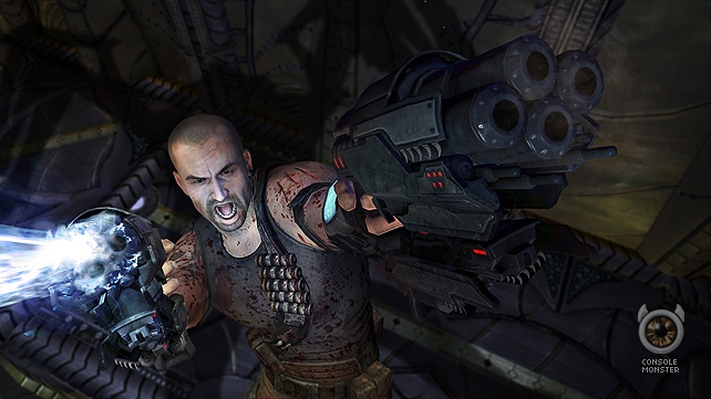 Red Faction: Armageddon Preview