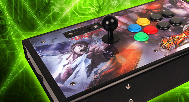 Street Fighter X Tekken Arcade FightStick V.S. Review
