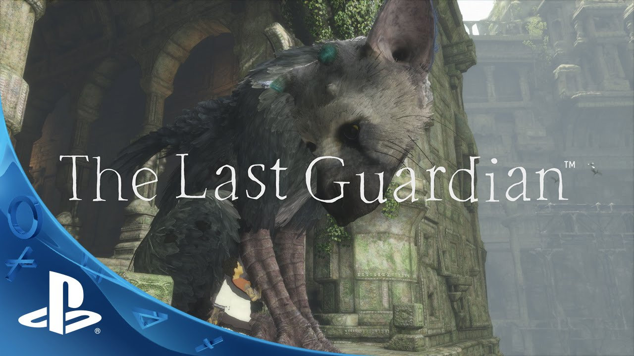 The Last Guardian – Gameplay trailer E3 2015
