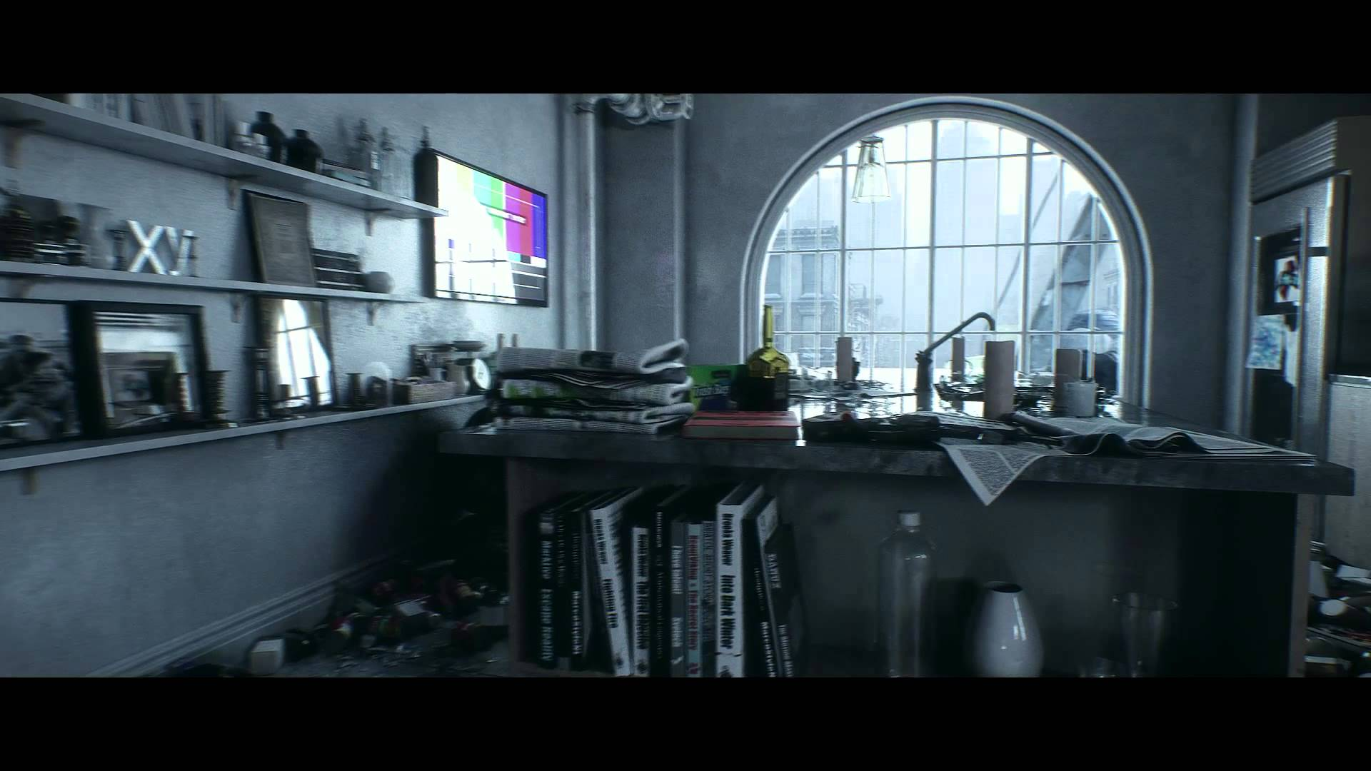 Tom Clancy's The Division – Cinematic Trailer