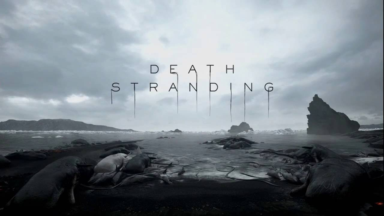 Death Stranding Announcement Trailer