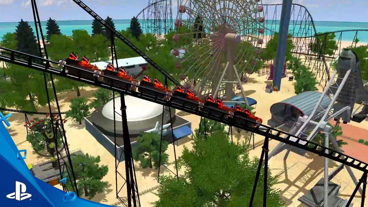Rollercoaster Dreams – Announcement Trailer