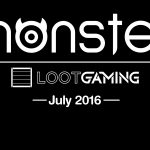 July 2016 Loot Gaming Box