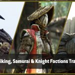 A Look at the Viking, Samurai & Knight Factions in For Honor