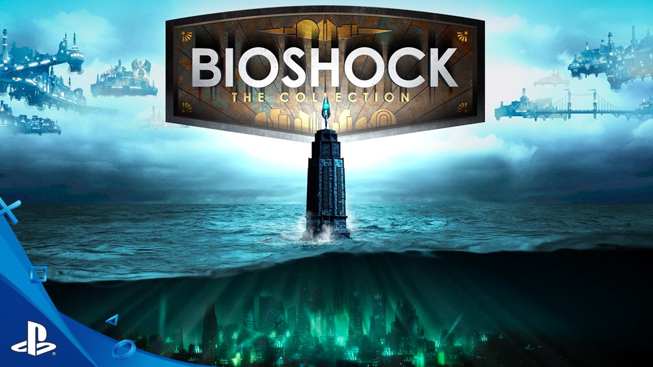 BioShock: The Collection – Remastered Comparison Trailer