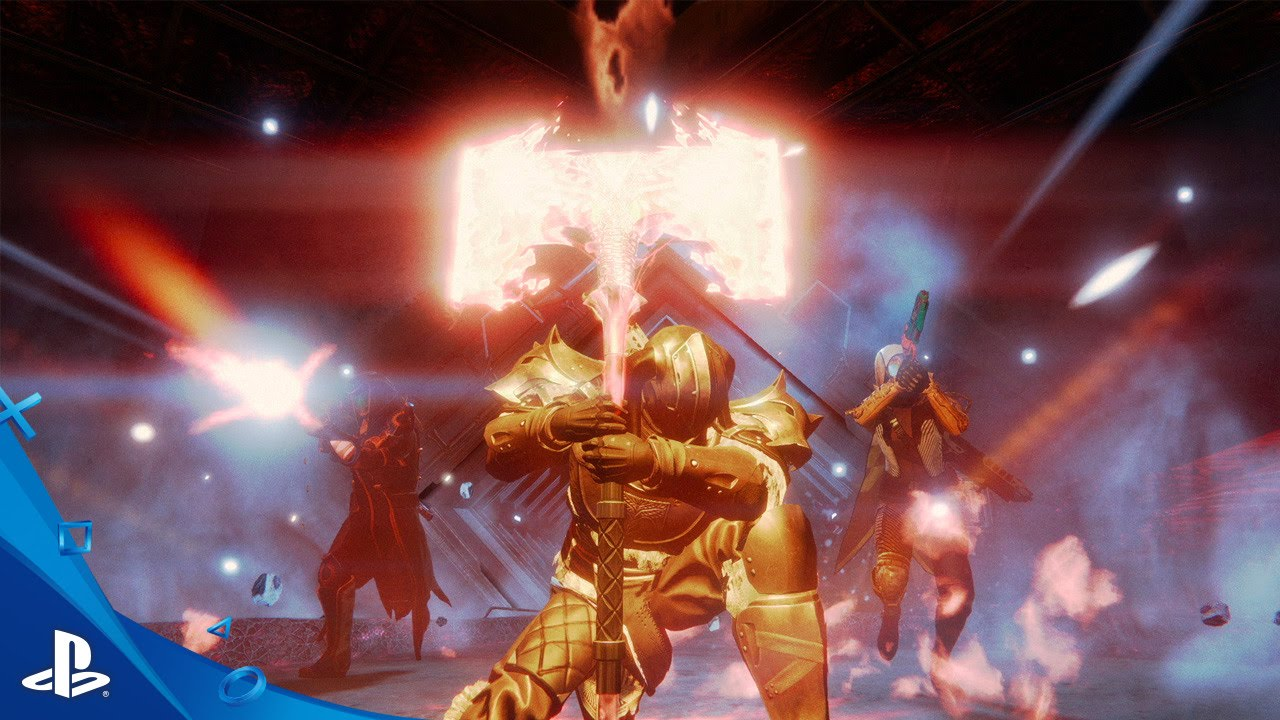 Destiny: Rise of Iron – Forged in Fire ViDoc