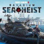 Just Cause 3 – Bavarium Sea Heist