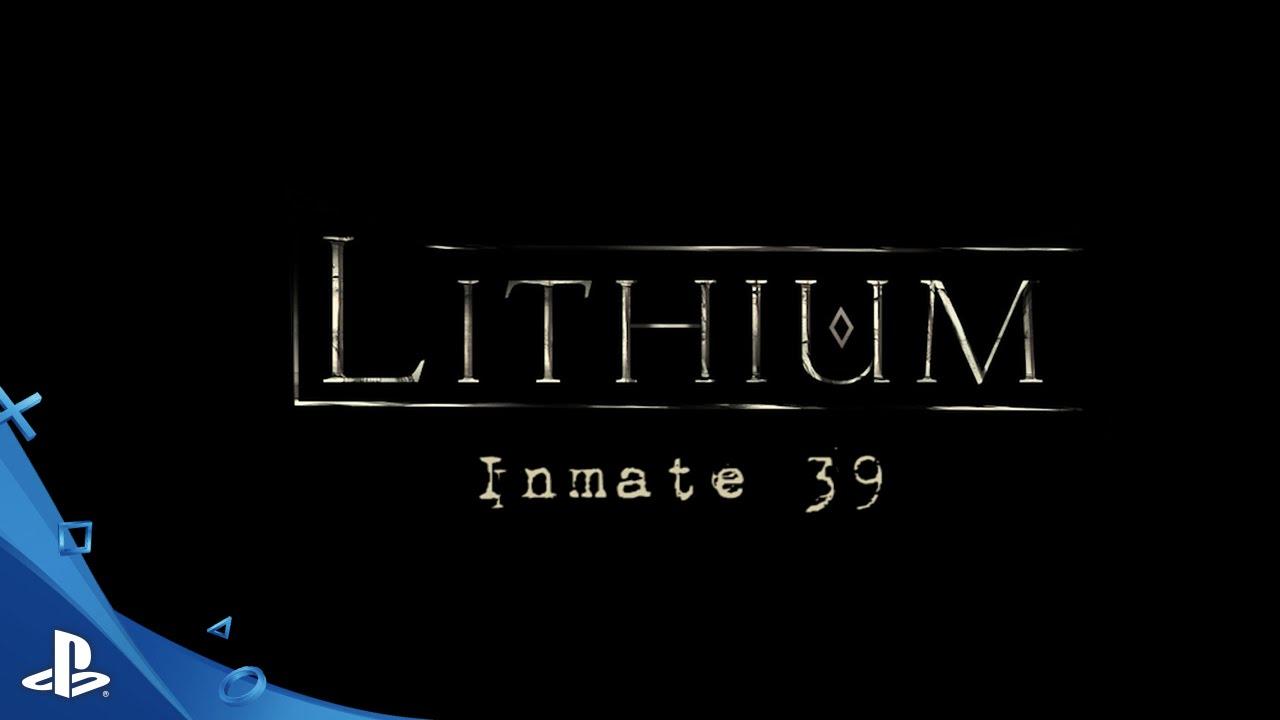 Lithium: Inmate 39 – Date Announce Trailer