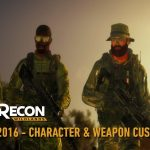 Tom Clancy's Ghost Recon Wildlands – Character & Weapons Customisation