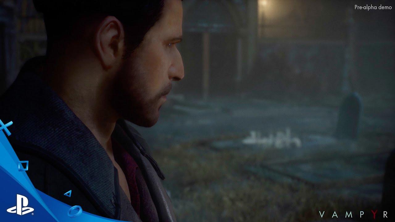 Vampyr – First Gameplay Trailer