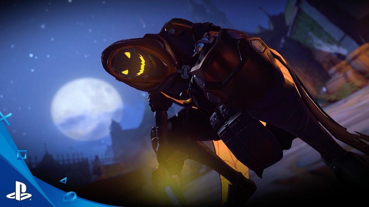 Overwatch – Welcome to the Overwatch Halloween Terror!