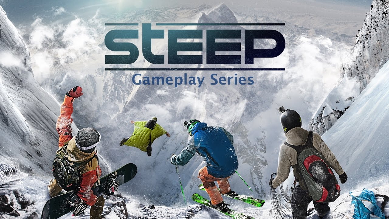 Steep – Gameplay on PS4