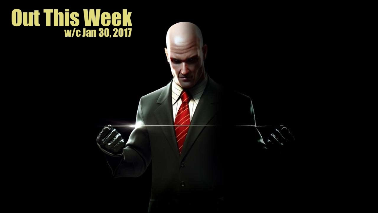 Games Out This Week – Week Commencing – Jan 30 2017