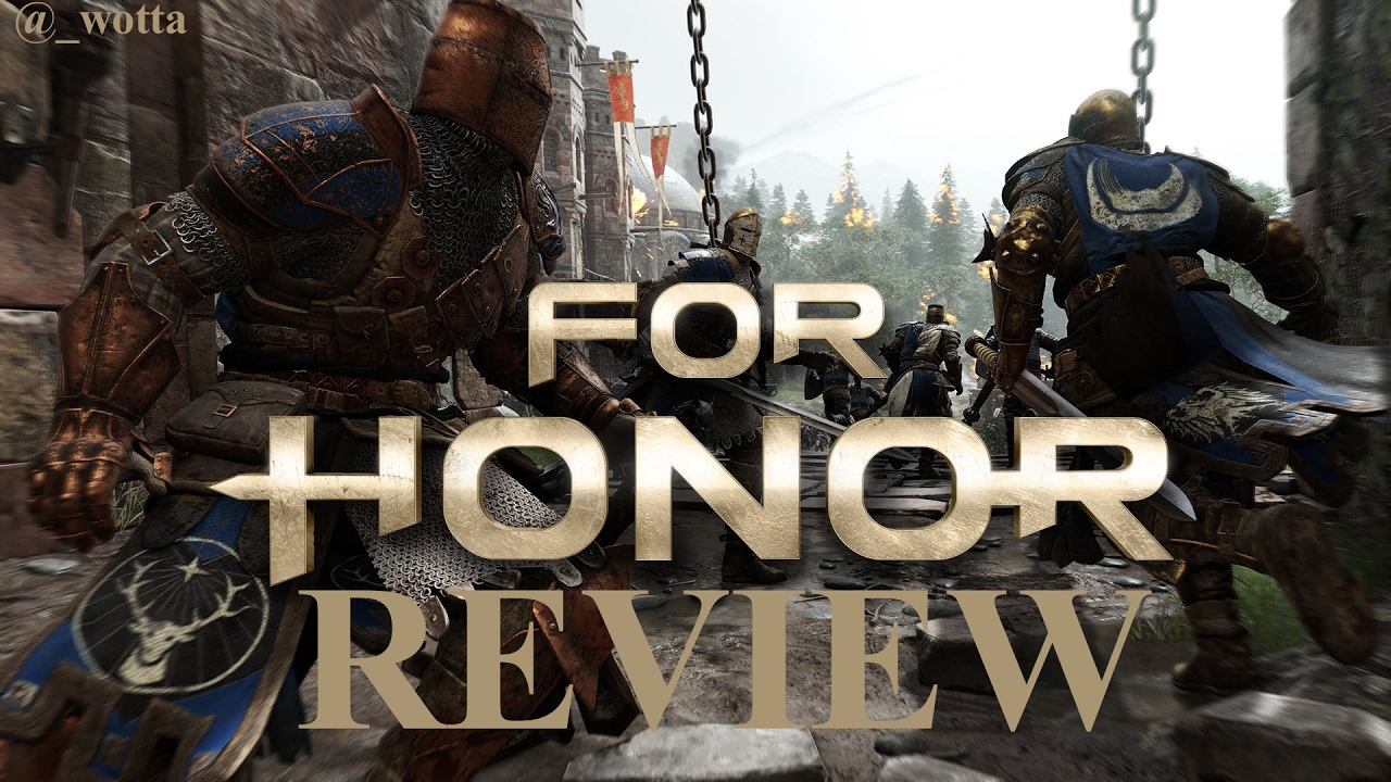 For Honor – PS4 Review
