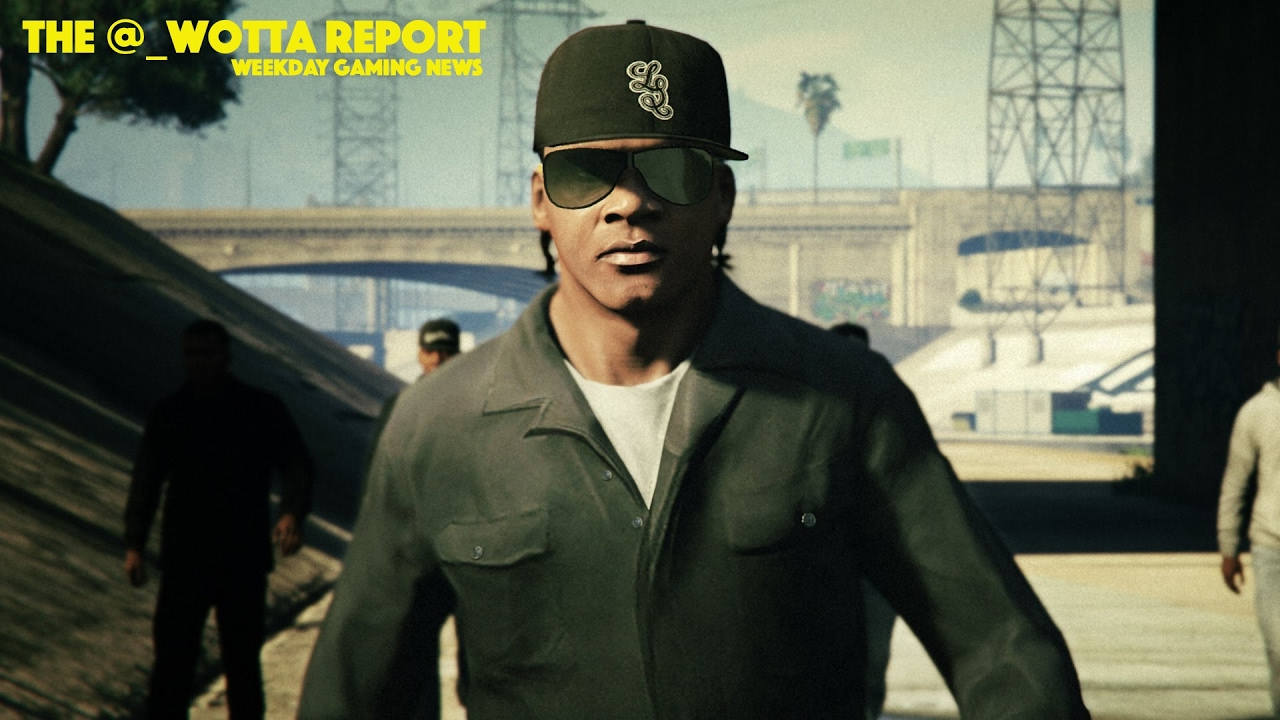 GTA V Tops Charts…Again – Weekday Gaming News – Feb 13 2017