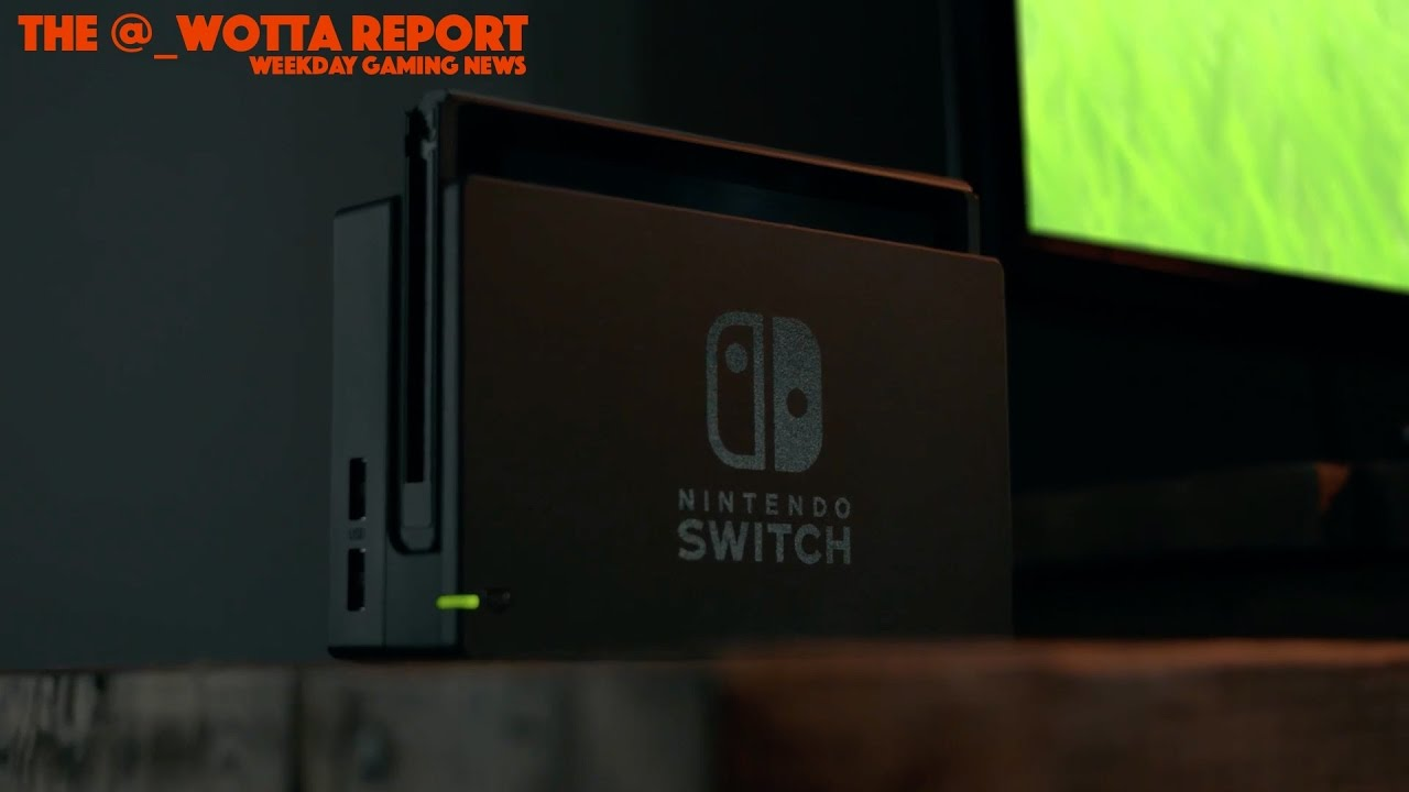 More Switch Features Announced – Weekday Gaming News – Feb 23 2017