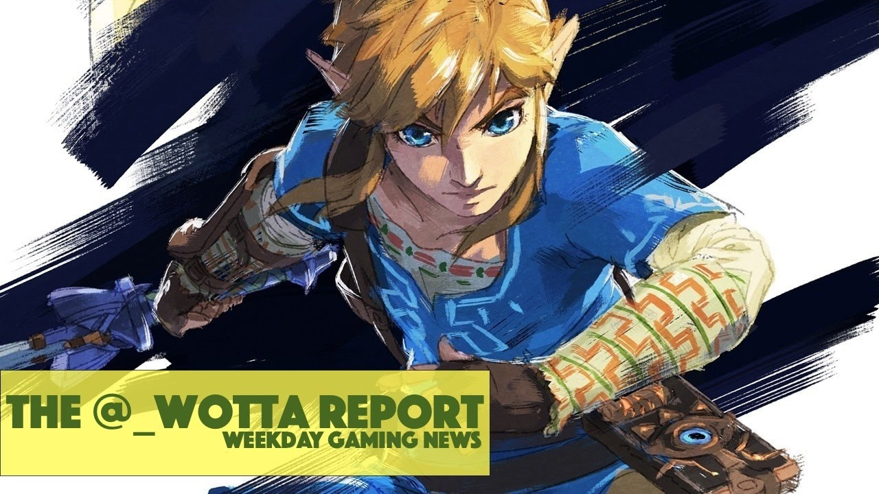 Zelda Scores Are In – Weekday Gaming News – Mar 2 2017