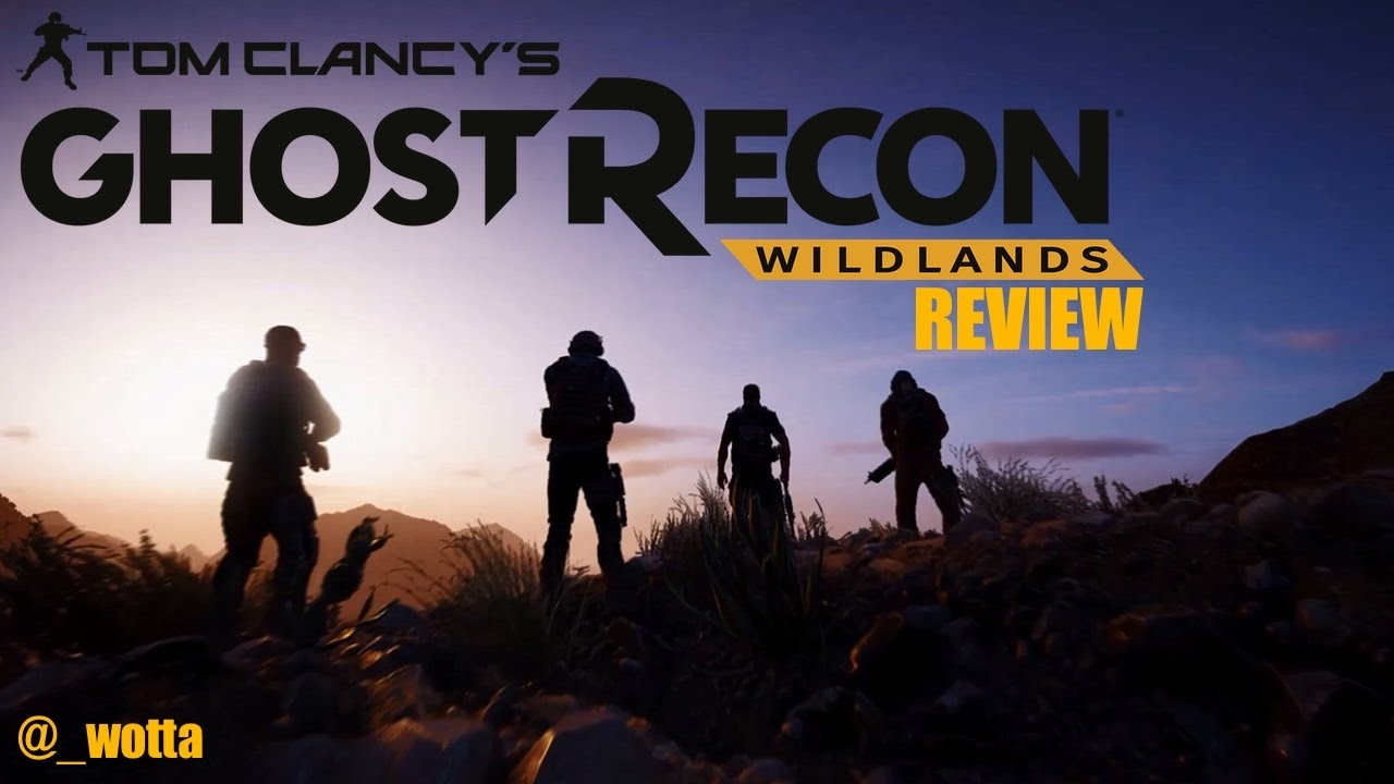 Ghost Recon: Wildlands PS4 Review