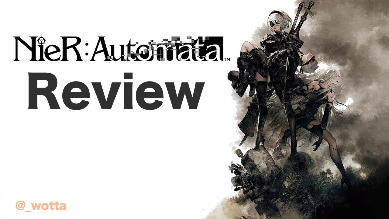 Nier Automata PS4 Review