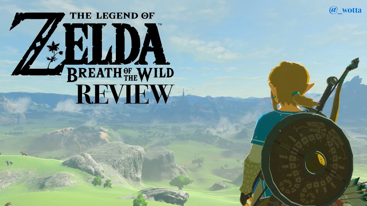 The Legend of Zelda: Breath of the Wild Switch Review